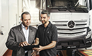 Service contracts mercedes benz mertrux truck van derby for Mercedes benz service contract
